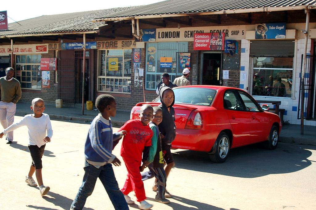 De slang van Gauteng: Yo was'sup bra?