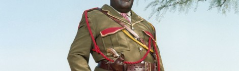 Charles Fréger, Herero in uniform