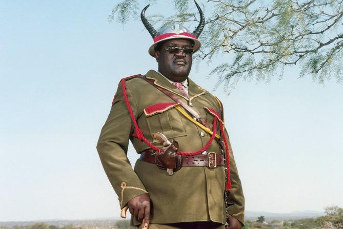 Waarom sommige Namibiërs Duitse uniformen dragen