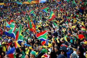Zuid-Afrika en haar meertalige volkslied