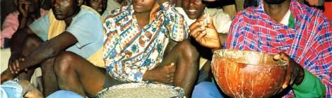 Foto door Liesbeth Nouens (Gehandu, 1987)