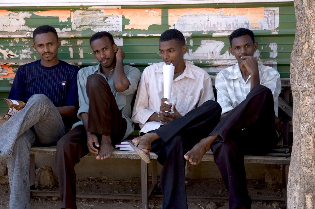 Poëtische SMS in Soedan: verbinding in tijd van conflict