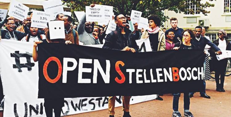Bron: Open Stellenbosch Facebook