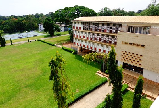 Bron: Kwame Nkrumah University of Science and Technology Photo Archive