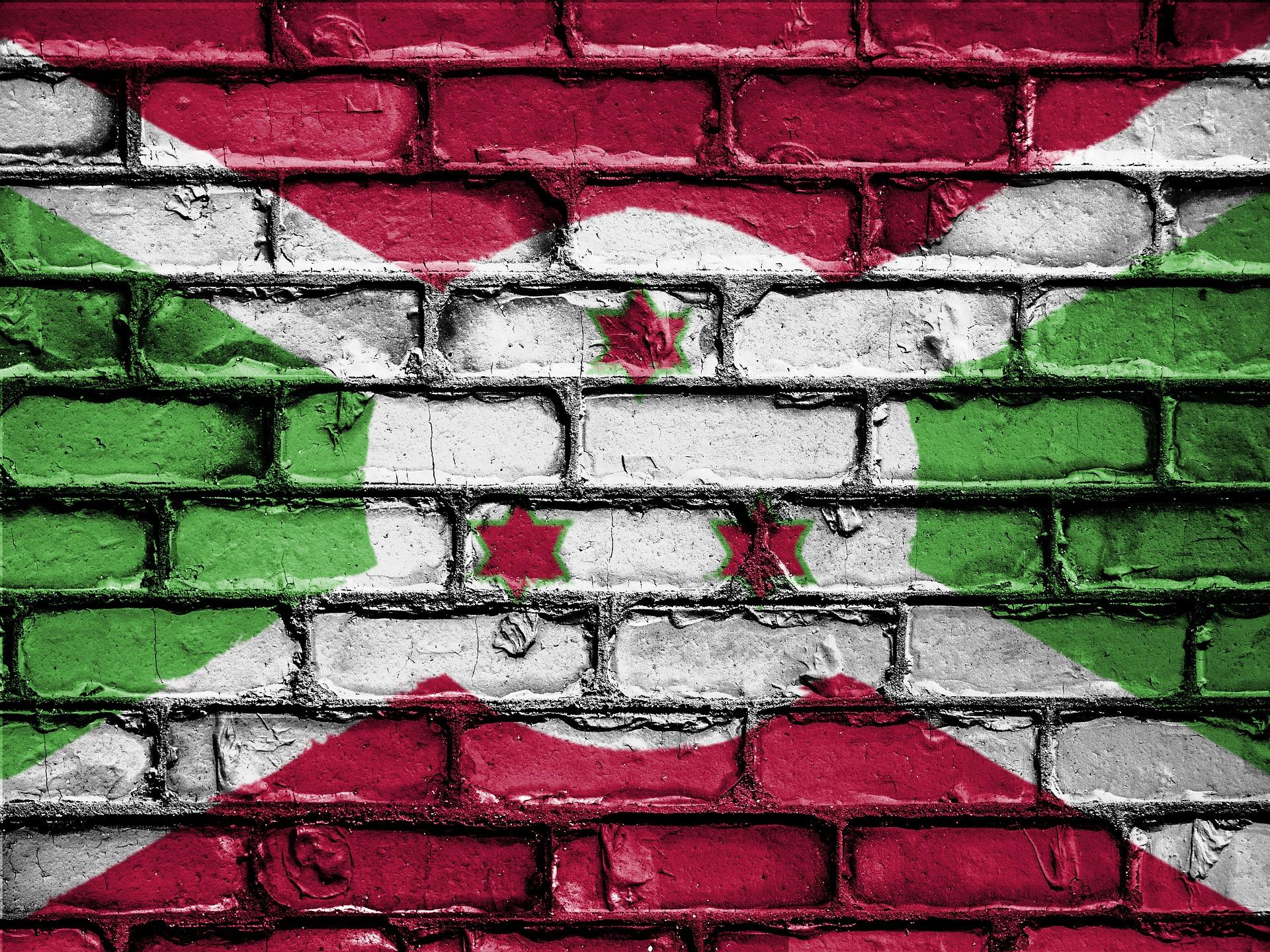 Goddank voor de Burundese president