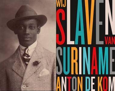 De tweede taal in Wij slaven van Suriname van Anton de Kom