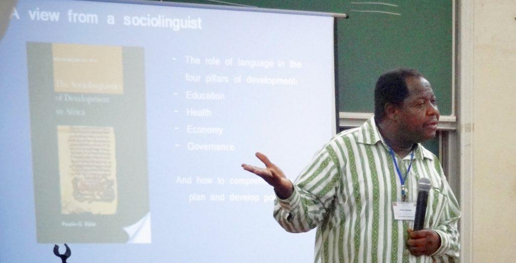 Felix Ameka, Buea