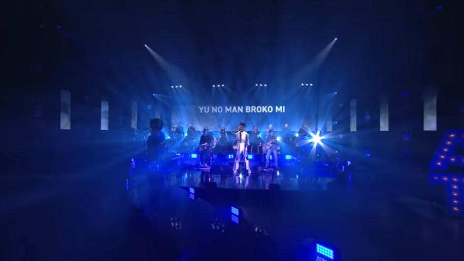 'Yu no man broko mi' – over het Eurovisiesongfestivallied van Jeangu Macrooy